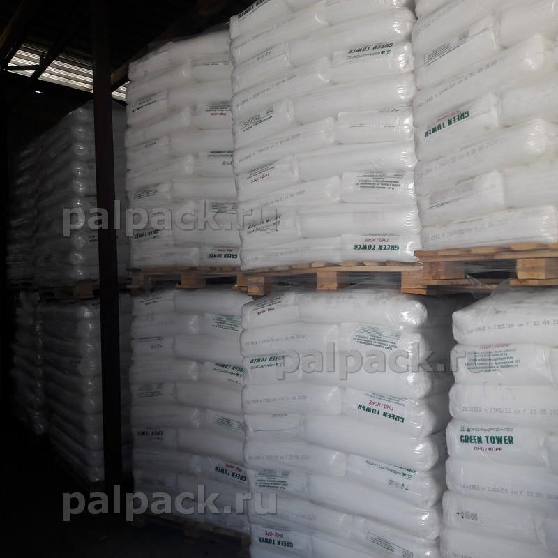 Производство пакетов из полиэтилена