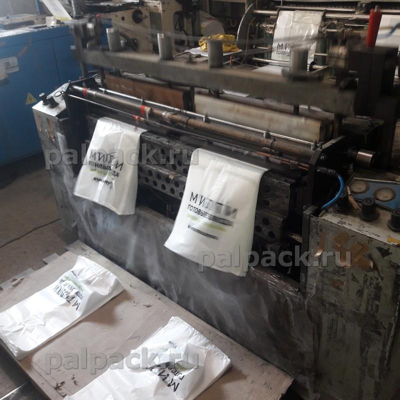 производство пленки и пакетов из полиэтилена