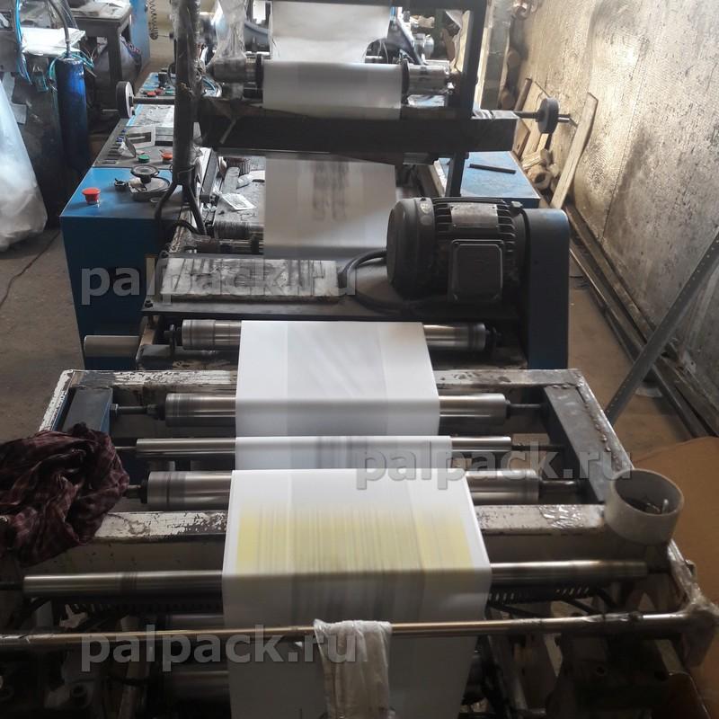 Производство пакетов с печатью