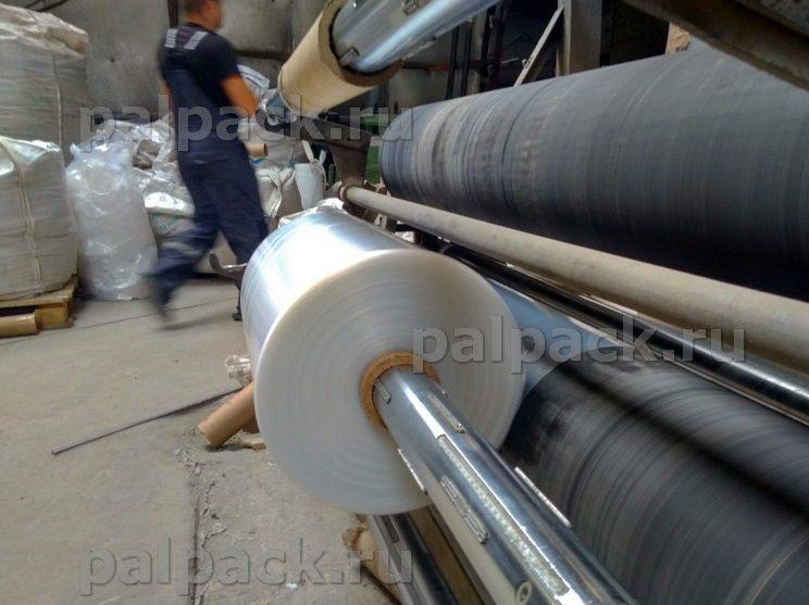 Завод по производству пленки